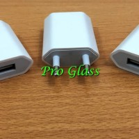 Charger / Adapter / Wall Charger USB 5W For Apple Iphone, Ipod, dll