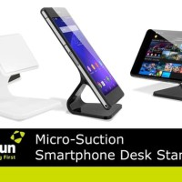 Holder HP Micro Suction Stand for iPhone / Android Mobile Phones