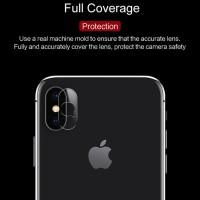 Camera Lens Protector iPhone X Kamera Belakang