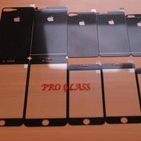 IPHONE 6 Plus / 6s Plus Snake Skin Premium Design Tempered Glass 2in1