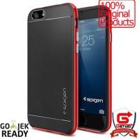 Spigen iPhone 6/6s Case Neo Hybrid - Reventon Yellow