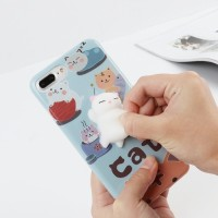 Squishy Case iPhone 6 6s Plus Soft Cover belakang