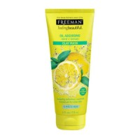 OBJKT FREEMAN OIL ABSORBING MINT AND LEMON CLAY MASK