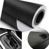 Sticker carbon 3d/carbon 3d stiker/stiker karbon 3d hitam