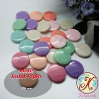 Mote Bulat Pipih per 20 pcs