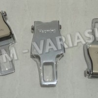 Colokan Seatbelt Premium Logo Honda Embos Safety Belt Buzzer 2 in 1