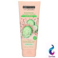 Freeman Rejuvenating Cucumber + Pink Salt Clay Mask 175ml