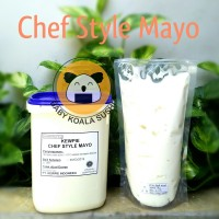 KEWPIE CHEF STYLE MAYO 1 Kg | Mayonnaise Gurih Bake Stable for Cooking