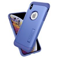 Spigen iPhone XS/X Case Slim Armor Violet (ORIGINAL)