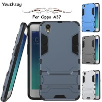 Case Robot Rugged Armor OPPO NEO 9 / A37 Hard Cover Slim