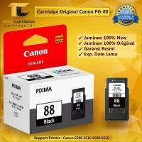 Cartridge Canon PG88 ORIGINAL catridge PG 88 PG-88 E500 E510 E600 E610