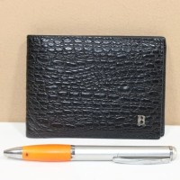 Dompet pria branded PIERRE BALMAIN Bifold wallet original asli