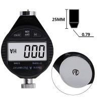 Digital Durometer Shore A Hardness Tester Meter Alat Ukur Kekerasan