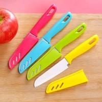 Pisau Dapur Warna Multifungsi Potong Buah, Daging, Sayur Praktis