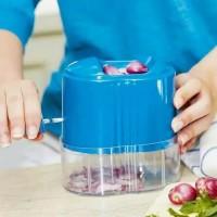 Alat Pengupas Pengiris Perajang Bawang/Onion Kitchen Slincer Portable