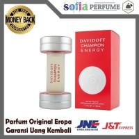 parfum original davidoff champion energy 50 ml