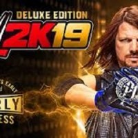 PC Games WWE 2K19 Deluxe Edition