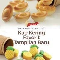 Buku Resep Makanan & Minuman Resep Pilihan Ny. Liem: Kue Kering