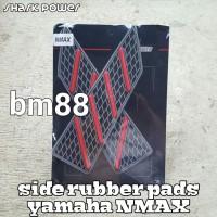 Side Rubber pad Yamaha NMAX - SHARK POWER Protector