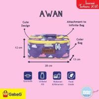 GABAG Coolerbag Single Infinite AWAN Cooler Bag ASI Tas ASI Insulator
