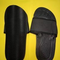 sandal hotel spon 8mm polos warna hitam