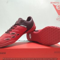 SEPATU FUTSAL - LOTTO SQUADRA IN ORIGINAL #L01040011 HEART NEW 2018