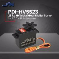 JX PDI HV5523 23kg HV Metal Gear Digital Servo utk Rc 1/10 1/8