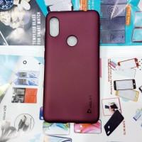 Case Xiaomi Redmi Note 6 New 2018 Jellycase Violet Premium