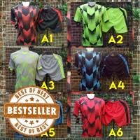 Kaos Futsal Nike Pilihan Warna /Olahraga/Jersey/SepakBolaVolly/