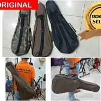 softcase / case / tas / sarung ukulele tenor / bass