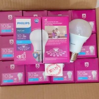 Lampu LED Philips 10 watt Bohlam 10.5 w / Philip Putih 10.5w Bulb LED