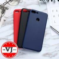 Softcase Honor 9 Lite Case Ultra Slim Blackmatte Honor 9 Lite