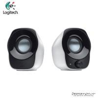 Speaker Laptop Komputer Logitech Z120 Mini Stereo USB Powered Speaker