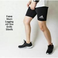 Celana Baselayer, Renang, Sepeda, Gym, Fitness Adidas
