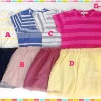 (Murah) baju dress gaun tutu anak