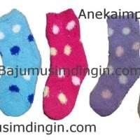 Kaos Kaki Wool Musim Dingin, Winter Anak, 4-7th, Longjohn, Long John
