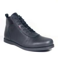 Sepatu kulit Anubis ori Bradleys sekelas brodo sepatu boots termurah