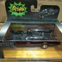 Jada batman adam west Batmobile bat mobil 1966 man tv diecast dc tdk