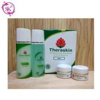 [ PAKET ACNE ] Theraskin care Acne Cream Set / Jerawat