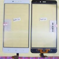 Xiaomi Redmi Note 4 4X Mediat Touch Screen Layar Sentuh Original White