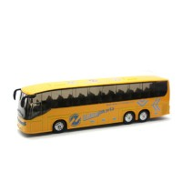 Diecast Miniatur Mobil Bus Transjakarta Busway