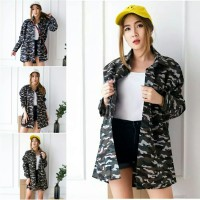 Coat Dress Army