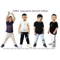 KAZEL JOBEL LONG PANT BOY GALAXY EDITION - 0-1 Tahun