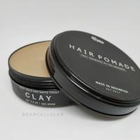 DRIPS HAIR POMADE MATTE CLAY 3.5OZ FREE SISIR SAKU