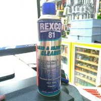 Rexco 81 Carb & Injector Cleaner 500 ML