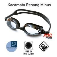 Kacamata Renang Minus Anak - Children Myopia Optical Swim Goggles