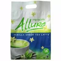 Minuman Esprecielo Allure Vanilla Green Tea Latte 14 sachet