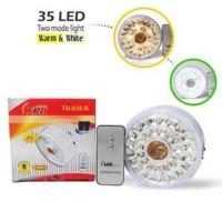LAMPU Remote EMERGENCY FITTING XRB 35 LED