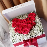 Bloom Box Love| Windham Florist | Special Love | Florist | rose