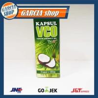 Kapsul Vco Virgin Coconut Oil